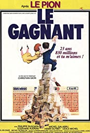 Le gagnant Poster