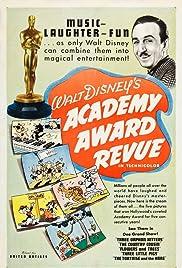 Academy Award Review of Walt Disney Cartoons Poster
