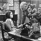 Heinrich Gretler and Josiane Hegg in Marie-Louise (1944)