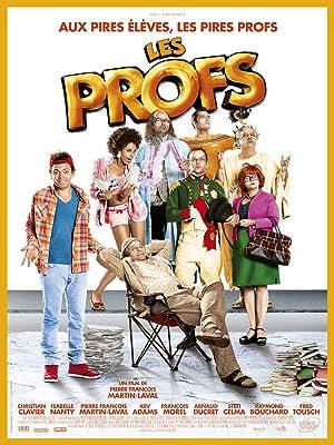 Les Profs poster