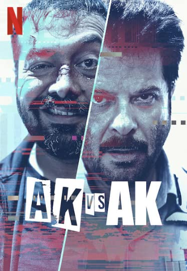 AK vs AK (2020) Hindi 720p NF HDRip x264 AAC 5.1 ESubs  [850MB] Full Movie Download