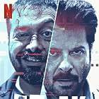 Anil Kapoor and Anurag Kashyap in AK vs AK (2020)