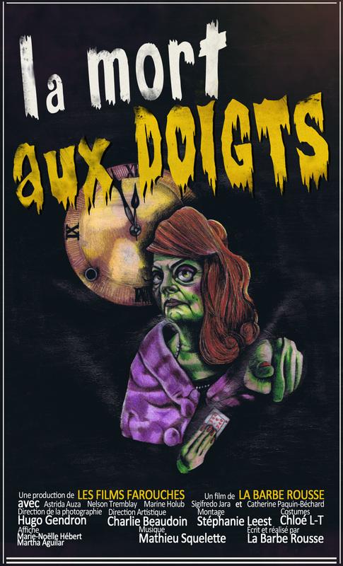 La mort aux doigts (2012)