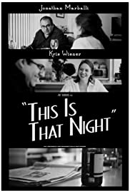 This Is That Night Poster