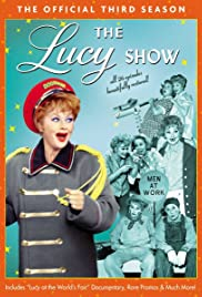 The Lucy Show Poster - TV Show Forum, Cast, Reviews