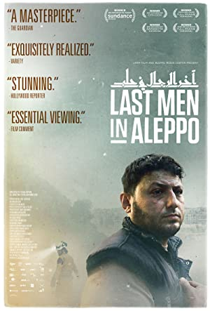 Where to stream Last Men in Aleppo