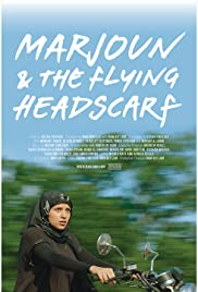 Marjoun and the Flying Headscarf Poster