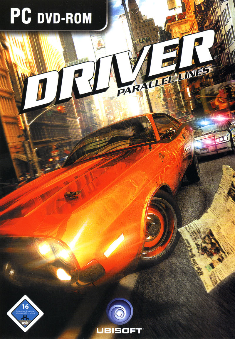 Driver Parallel Lines Video Game 2006 Imdb