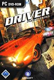 Driver: Parallel Lines Poster