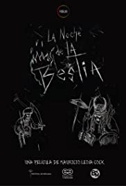 The Night of the Beast Poster