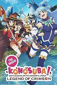 Eiga Kono subarashii sekai ni shukufuku o!: Kurenai densetsu (2019)