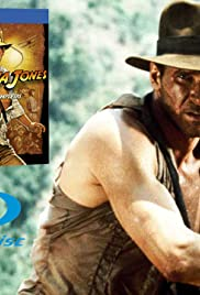 Blu-ray: Pack Indiana Jones Poster