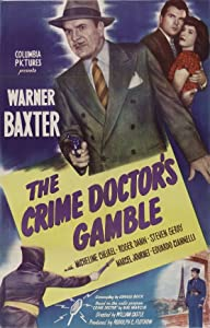 The Crime Doctor's Gamble USA