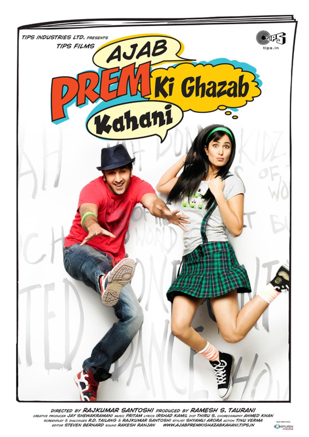 Ajab Prem Ki Ghazab Kahani (2009) VIDEO SONGS 4K (UHD) BluRay 10 bit – DTS-HD 5.1 –| DB9 |