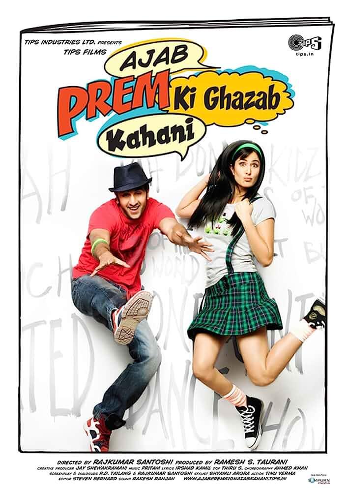 Ajab Prem Ki Ghazab Kahani (2009) Hindi WEB-DL x264 AAC