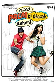 Katrina Kaif and Ranbir Kapoor in Ajab Prem Ki Ghazab Kahani (2009)