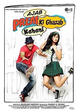Ajab Prem Ki Ghazab Kahani (2009) online sa prevodom