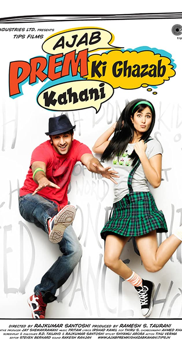 Ajab Prem Ki Ghazab Kahani full movie english version online