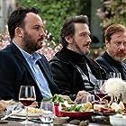 Yildiray Sahinler, Ferit Aktug, and Osman Sonant in Ufak Tefek Cinayetler (2017)
