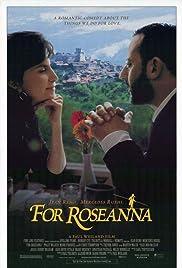 Roseanna's Grave Poster