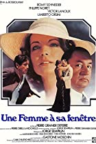 Une femme à sa fenêtre (1976) Poster