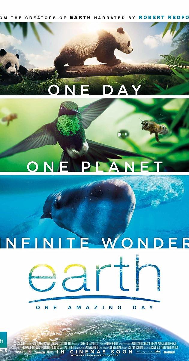 Trái đất: Một Ngày Tuyệt Vời – Earth: One Amazing Day (2017)