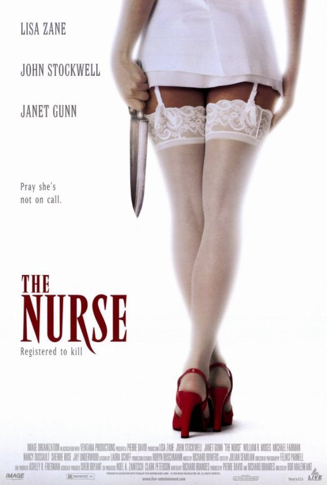 The Nurse (1997) Dual Audio Hindi 300MB UNCUT DVDRip 480p x264