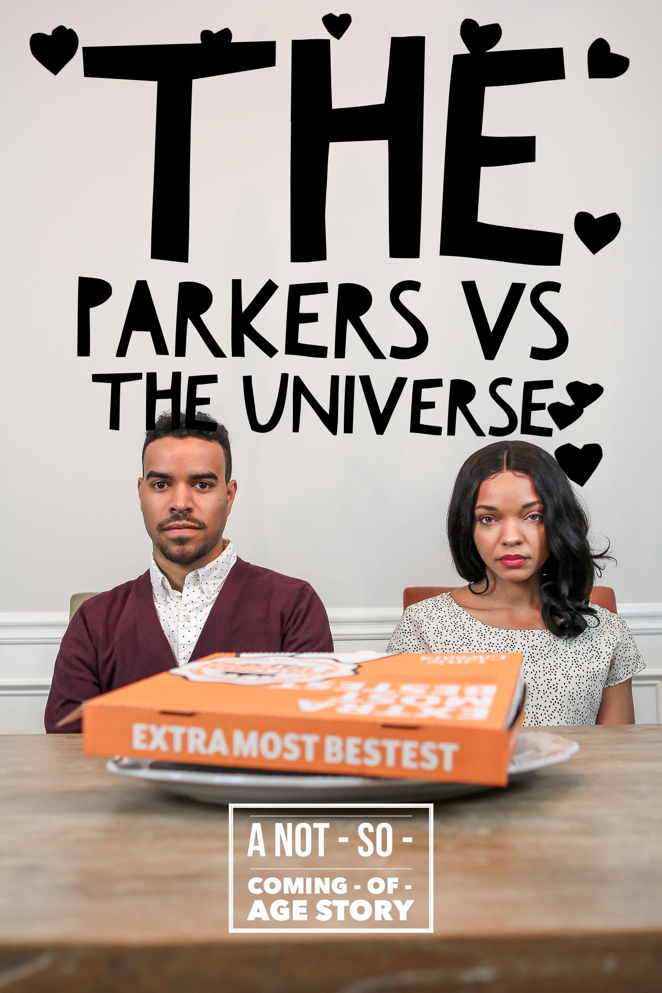 Cherie Antoinette and Blake Bodden in The Parkers v.s the Universe (2019)