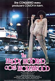 The Happy Hooker Goes Hollywood (1980) Poster - Movie Forum, Cast, Reviews