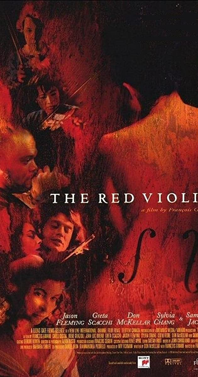 The Red Violin (1999)