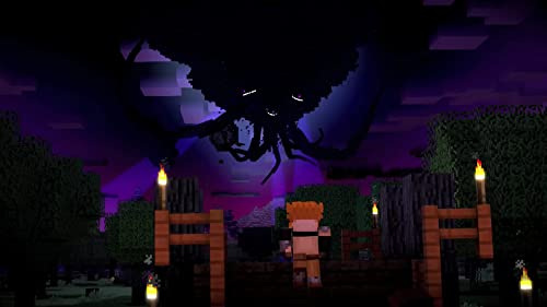 Minecraft: Story Mode: Episode 3: The Last Place You Look (Pegi)