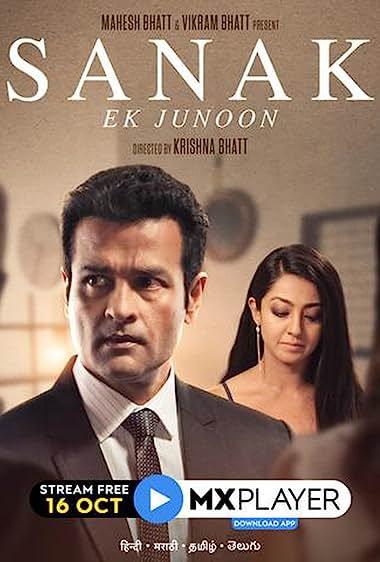 Sanak Ek Junoon - Season 1 HDRip Hindi Web Series Watch Online Free