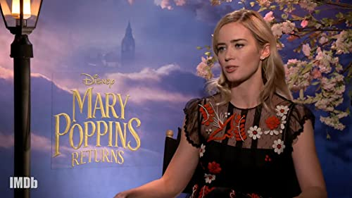 'Mary Poppins Returns' Cast Make Sequelcalifragilisticexpialidocious Picks