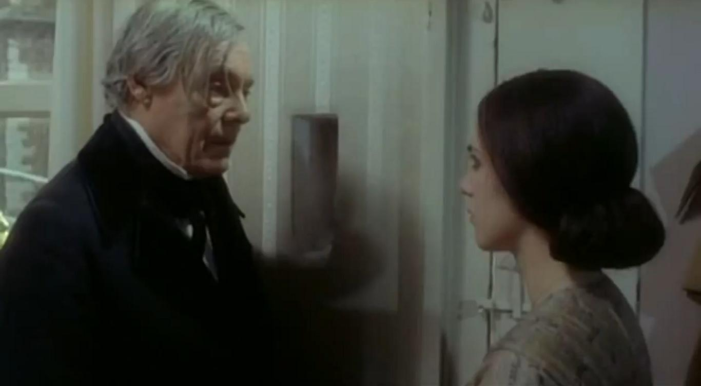 Isabelle Adjani and Walter Ladengast in Nosferatu: Phantom der Nacht (1979)