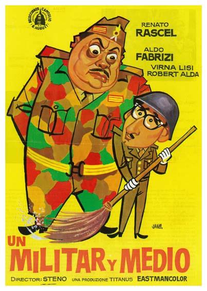 Un militare e mezzo (1960)