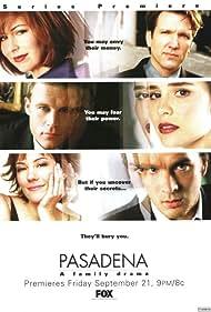 Dana Delany, Balthazar Getty, Martin Donovan, Alison Lohman, Mark Valley, and Natasha Gregson Wagner in Pasadena (2001)