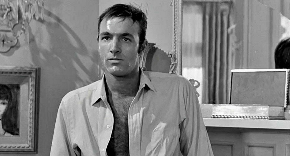 James Caan in Lady in a Cage (1964)