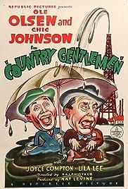 Country Gentlemen Poster