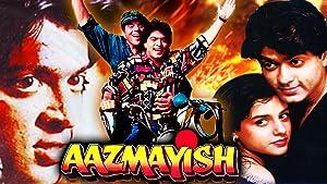 Aazmayish movie, song and  lyrics