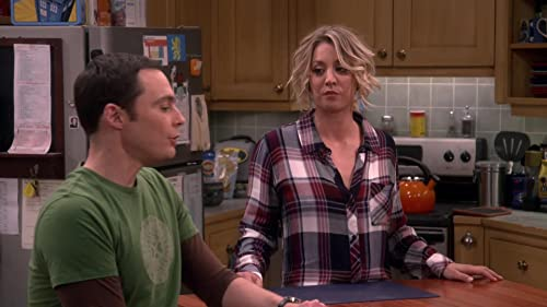 The Big Bang Theory: I Don't Need My Dessert Yelling At Me