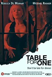 A Table for One (1999) Poster - Movie Forum, Cast, Reviews
