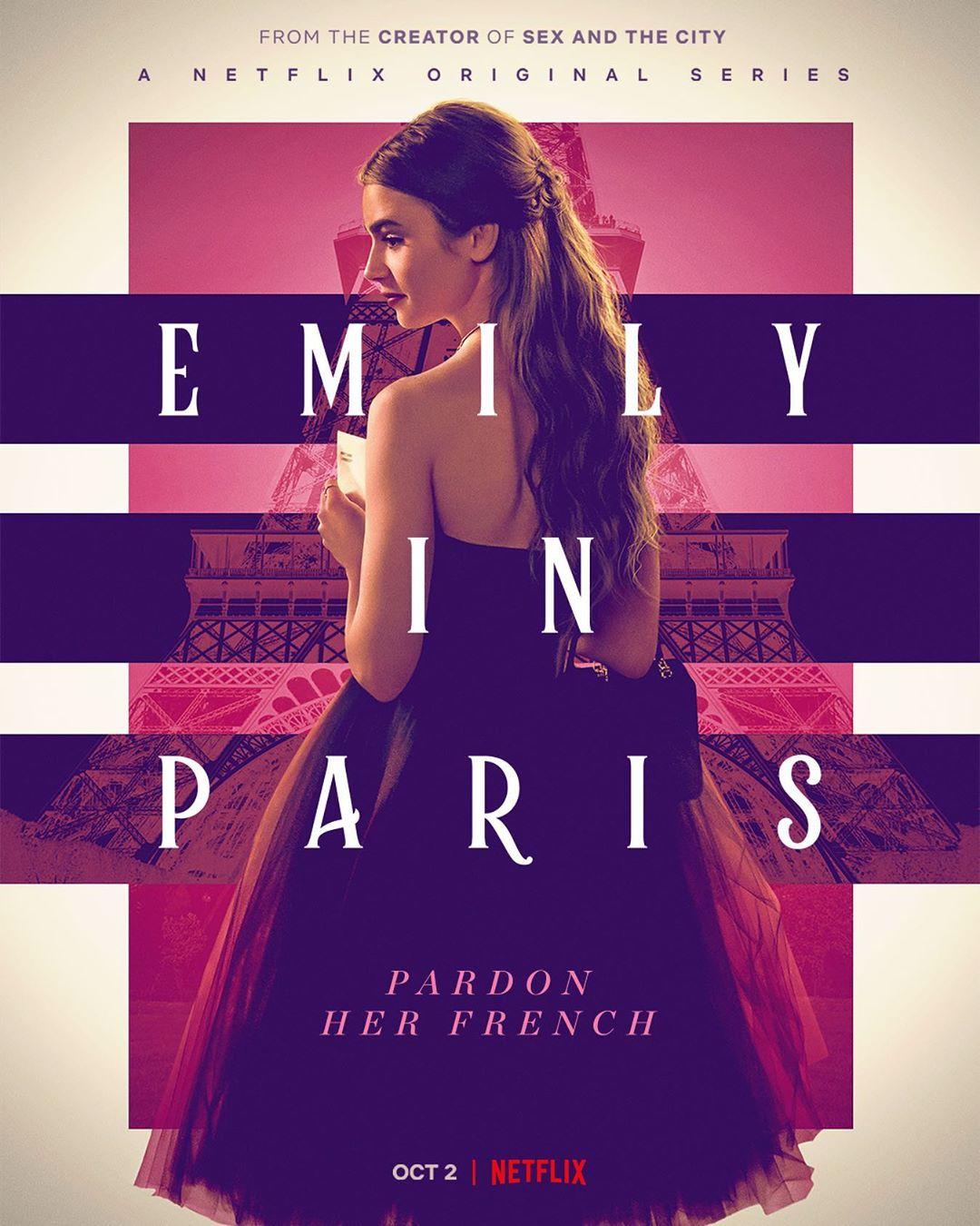 艾蜜莉在巴黎 | awwrated | 你的 Netflix 避雷好幫手!