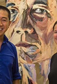Anh Do and Fiona Wood in Anh's Brush with Fame (2016)