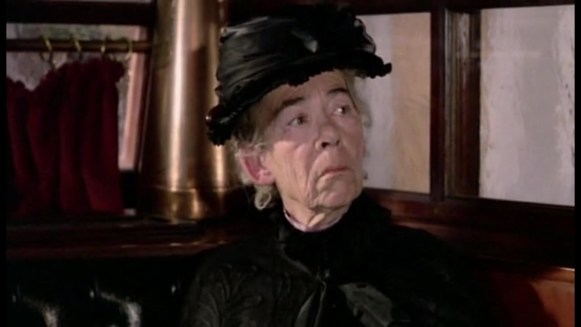 Ursula von Wiese in Jack the Ripper (1976)