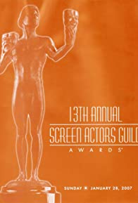 Primary photo for 13th Annual Screen Actors Guild Awards