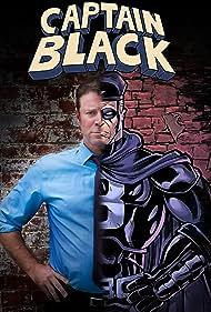 Jeffrey Johnson and Shaun Piela in Captain Black (2017)