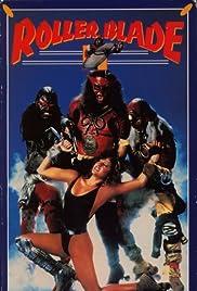 Roller Blade Poster