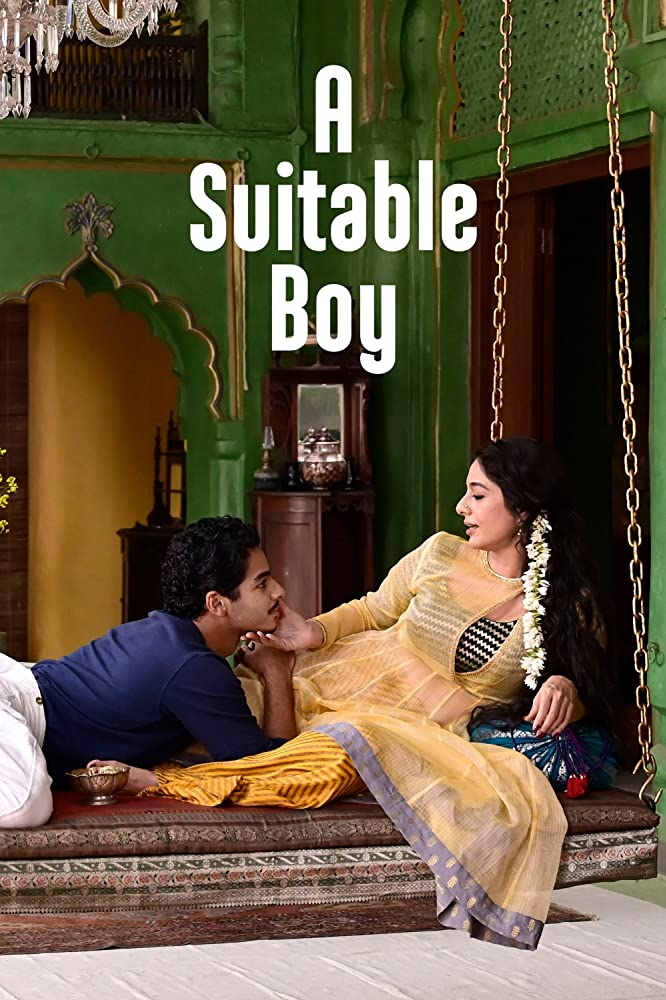 A Suitable Boy (2020) Season 1 English 720p HDRIp Eusbs DL