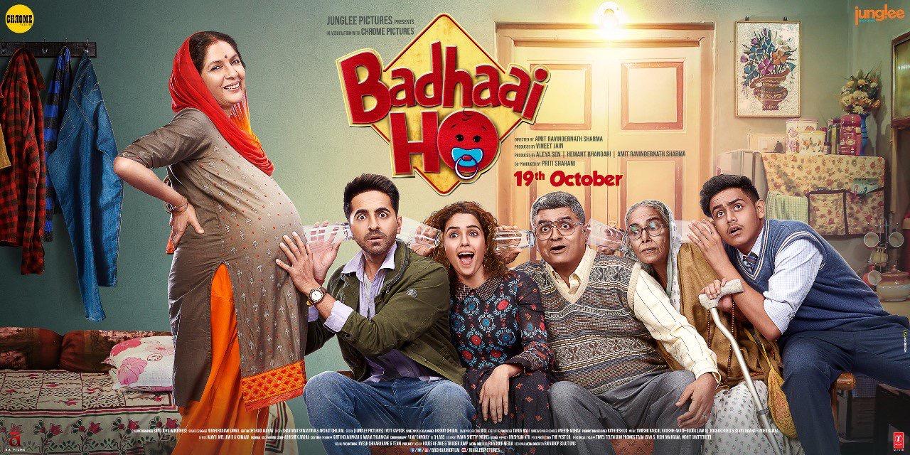 Badhaai Ho (2018) Film Indian Online Subtitrat in Romana