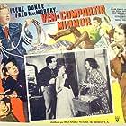 Natalie Wood, Irene Dunne, Ann Doran, Fred MacMurray, and Gigi Perreau in Never a Dull Moment (1950)